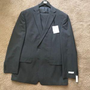 Brand new Men's Calvin Klein Slim Fit Suit